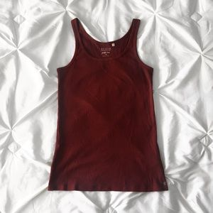 GUESS | Red tank top